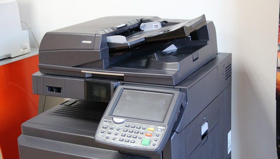 wielofunkcyjna kopiarka